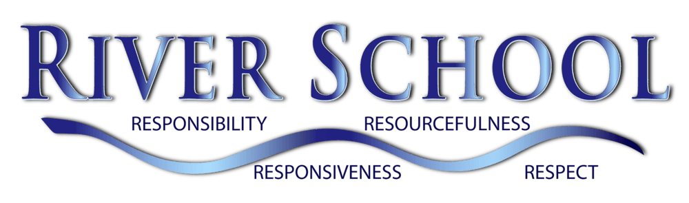 River School logo