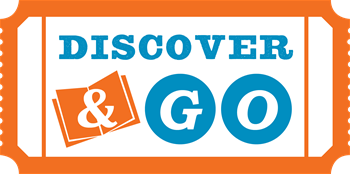 discover and go logo
