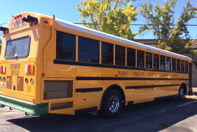 NVUSD school bus