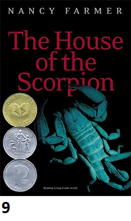house of the scorpion