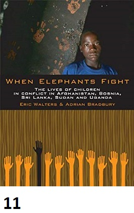 when elephants fight