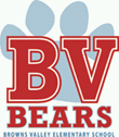 Browns Valley Bear paw logo